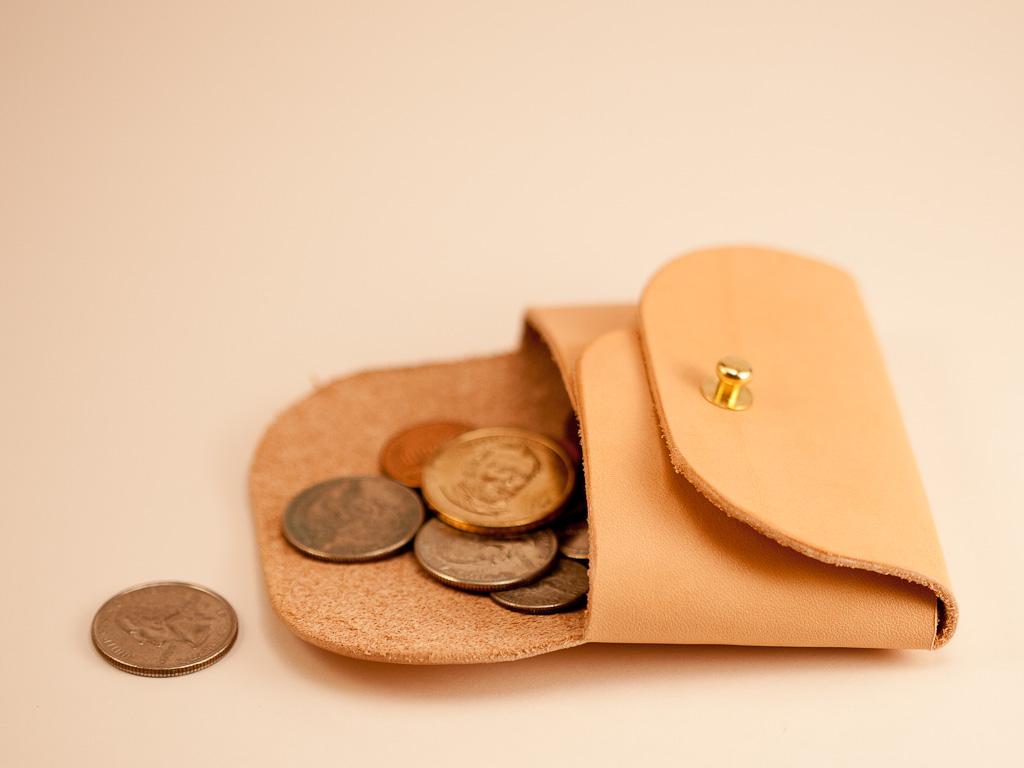 Goodman Coin Pouch
