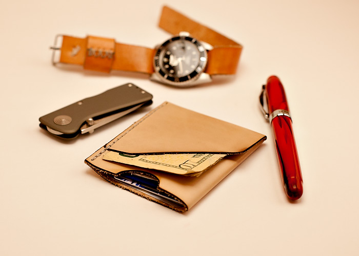 Fine handcrafted leather goods